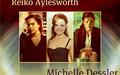24 - Reiko Aylesworth / Michelle Dessler wallpaper
