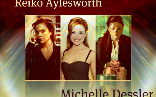 Reiko Aylesworth / Michelle Dessler - 24 Wallpaper