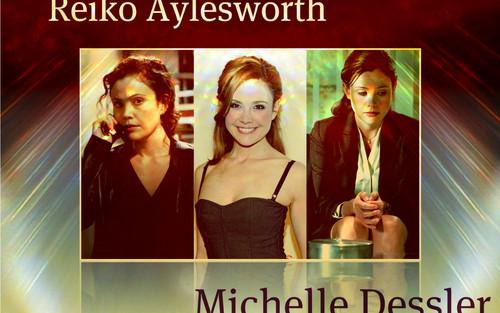 Reiko Aylesworth / Michelle Dessler