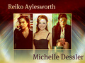 Reiko Aylesworth / Michelle Dessler - 24 fan art