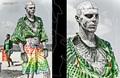Rick Genest by Zee Nunes for FFW Magazine