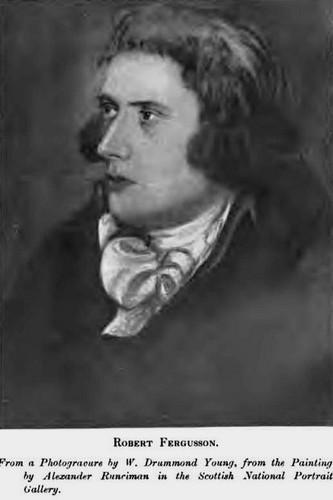 Robert Fergusson (5 September 1750 – 16 October 1774