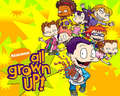 rugrats-all-grown-up - Rug Rats All Grown Up wallpaper