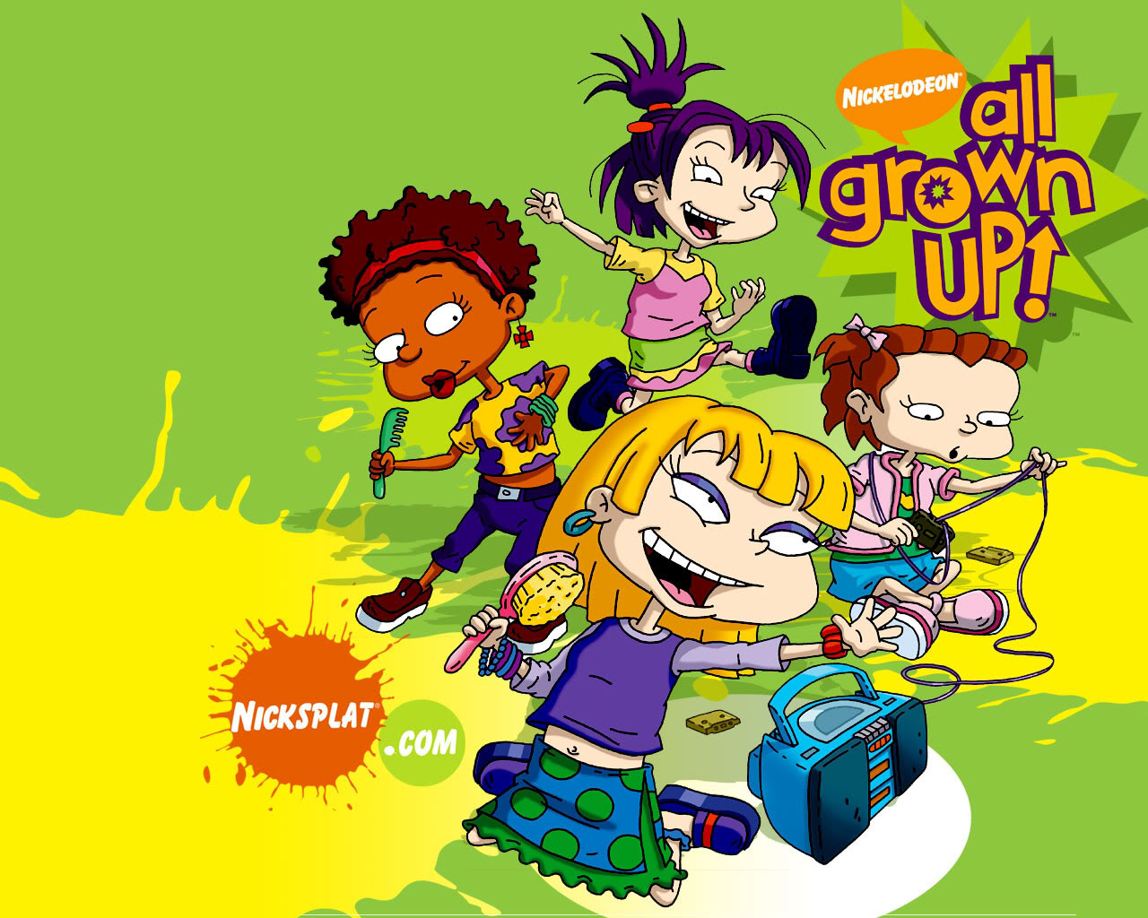 Rugrats All Grown Up Images Hd Wallpaper And Background Photos