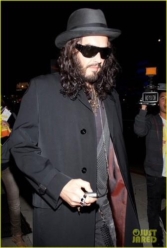 Russell Brand's New Gal Pal: He Is 'So Amazing & Beautiful'