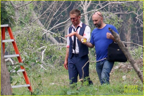 Ryan Gosling: Bloody & Bruised for 'Only God Forgives'