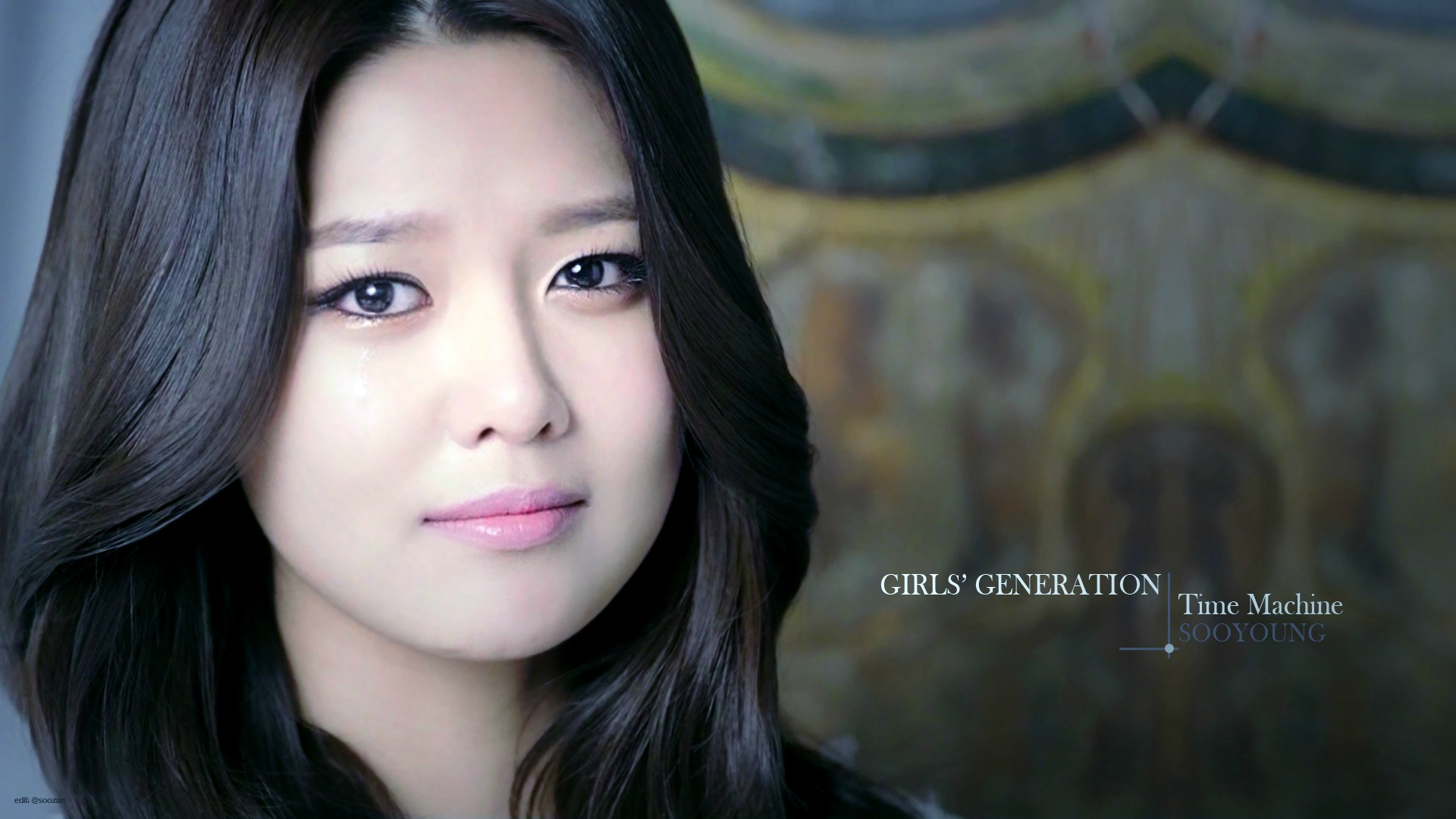 Girls Generation/SNSD SNSD Sooyoung Time Machine Wallpaper