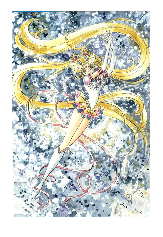 Sailor Moon Fanart