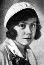 Saima Rauha Maria Harmaja (May 8, 1913, Helsinki – April 21, 1937)