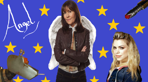 Sarah Jane is an Angel!