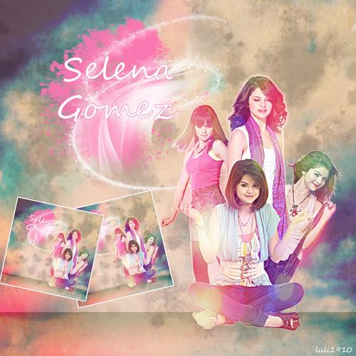 Selena Gomez sanaa ya shabiki