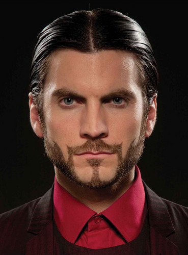 Seneca Crane! - team-seneca-cranes-beard Photo