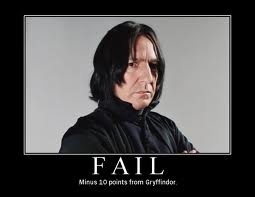 Severus Snape :-)