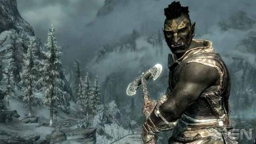 Skyrim - elder-scrolls-v-skyrim Photo