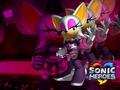 Sonic Heroes: Rouge