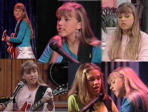 Stephanie's band