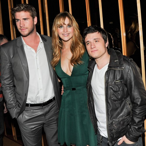 THG NYC premiere – after party