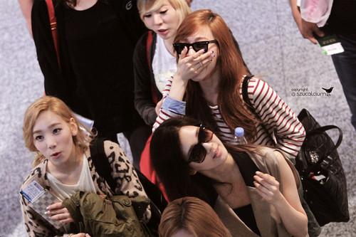Taeyeon @ KLIA Malaysia Airport