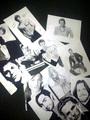 Tamer Hosny'sketch - tamer-hosny fan art