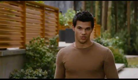Taylor dans Breaking p2 Dawn - Taylor Lautner-