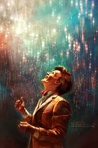 The Roar of Our Stars - doctor-who Fan Art