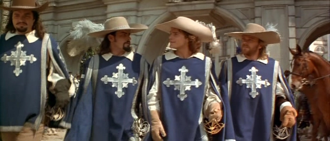 watch the three musketeers online free 1993