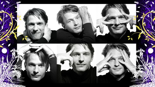 Thomas Kretschmann - Young/Black & White