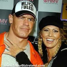 Torrie Wilson kertas dinding called Torrie Wilson & John Cena (Jorrie)