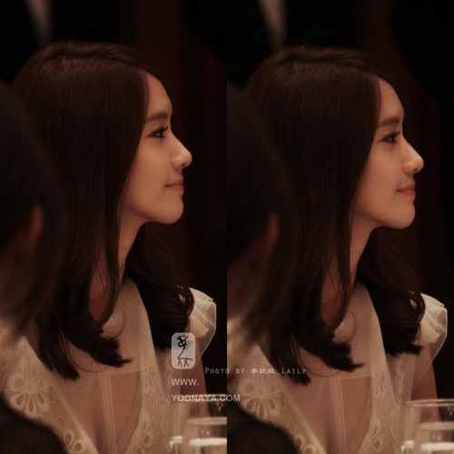 Yoona @ Love Rain Press Conference