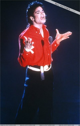 toi Were There ; Michael Jackson