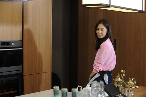 Yuri @ SBS Fashion King Pictures