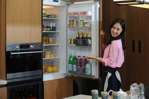 Yuri @ SBS Fashion King Pictures