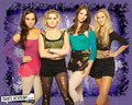 abigail, grace, tara & kat - dance-academy wallpaper