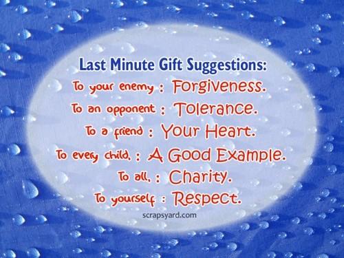 advice :)