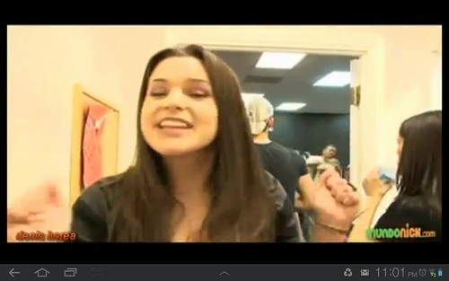 backstage with grachi