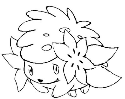 colour in shaymin