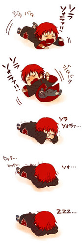 cute little sasori-kun^^ - sasori Photo