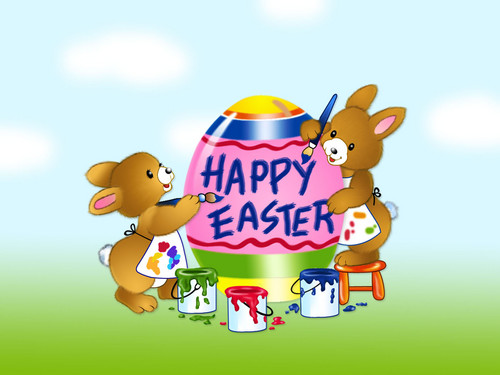 Happy Easter All My fan wallpaper entitled easter