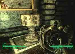 Fallout 3 fond d'écran probably containing an internal combustion engine called fallout 3