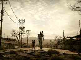 Fallout 3 壁纸 called fallout 3
