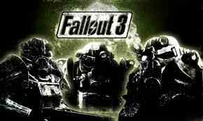 Fallout 3 দেওয়ালপত্র called fallout 3