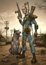 Charon At Dusk Fallout 3 Fan Art 10057710 Fanpop