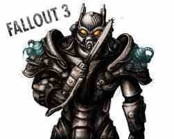 Fallout 3 wolpeyper titled fallout 3