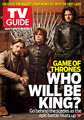 Game of Thrones- TV Guide Cover - game-of-thrones photo