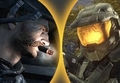 h vs c.o.d - call-of-duty-vs-halo photo