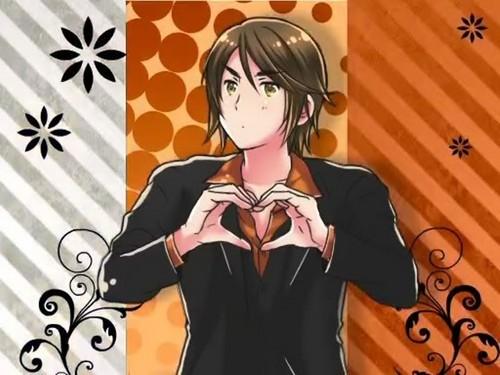 黑塔利亚 hearts