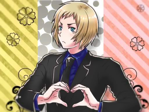 hetalia - axis powers hearts