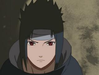 its me sasuke uchiha   ^^