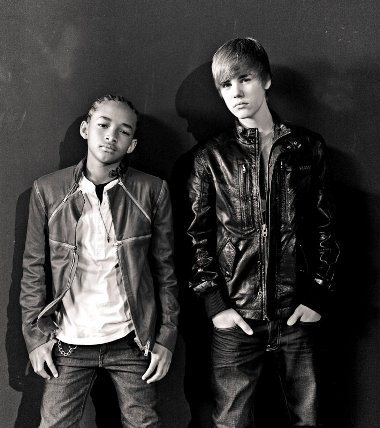 justin bieber and jaden smith
