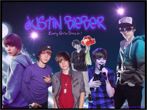 My Friends On Fanpop wallpaper possibly with a sign entitled justin
